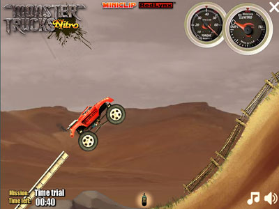 Monster Trucks Nitro spielen