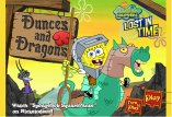 Spongebob Dunces and Dragons spielen