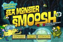Spongebob Sea Monster Smoosh spielen